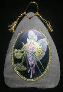 Sunflower Fairy Slate