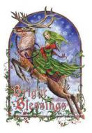 Bright Blessings Card