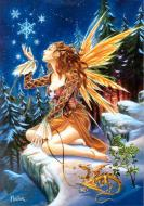 Yule Fairy Card
