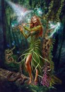 Faerie Reel Card