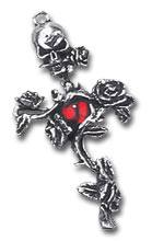 Rose Thorn Cross