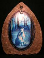 The Moon Hare Slate