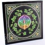 Lisa Parker Pentagram & Ivy Plaque