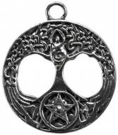 Celtic Tree Goddess Pendant