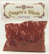 1618 Dragons Blood Powder Incense