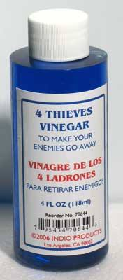 Four Thieves Vinegar / Chase Your Enemies Away