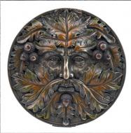 Green Man with Oak & Acorns - Autumn Equinox