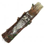Green Tree Man Ash Catcher/Incense Holder