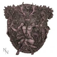 Horned God Cerunnos Plaque