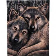 Loyal Companions Wall Plaque