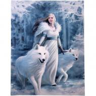 Winter Guardians Wall Plaque