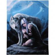 Protector Plaque - Anne Stokes