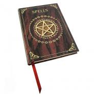 Embossed Spell Book - Red