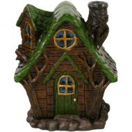 Lisa Parker Woody Lodge Fairy House Incense Burner