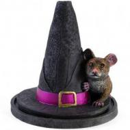 Lisa Parker Witch Hat with Mouse Cone Burner
