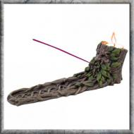 Wildwood Incense & Tealight Holder
