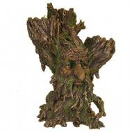 Green Man Tri Tealight Holder