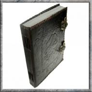 Leather Dream Book With Latches