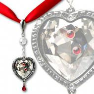 Love After Death Crystal Pendant