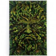 Green Man Magnet - Lisa Parker