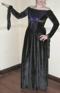 Morbid Ribbon Angel Dress