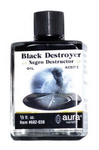 Black Destroyer Oil
