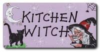 Kitchen Witch Magnet