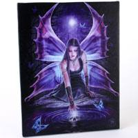 Immortal Flight Fairy Plaque