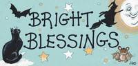 Bright Blessings Magnet