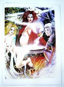 Maiden, Mother & Crone Card