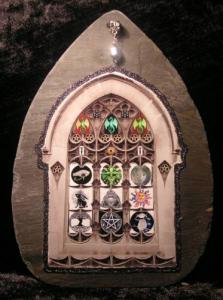 Pagan Window Slate