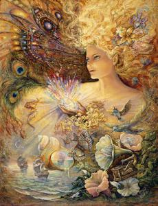 Crystal of Enchantment - Josephine Wall