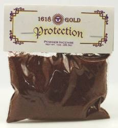 1618 Protection Powder Incense