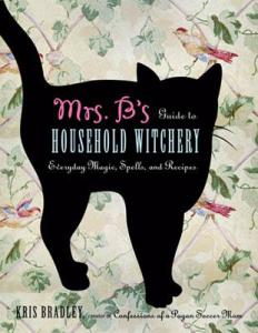 Mrs B's Guide to Household Witchery by Kris Bradley