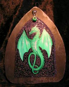 Green Dragon Slate