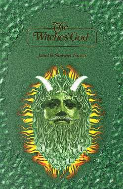The Witches' God - The Lord Of The Dance  by Janet & Stewart Farrar