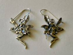 Fairy Silver Earrings