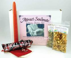 Attract a Soulmate Boxed Ritual Kit