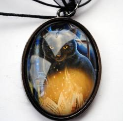 Lisa Parker Bewitched Picture Pendant
