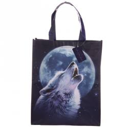 Wolf Shopping Bag