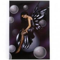 Bubble Fairy Magnet - Lisa Parker