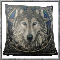 Lisa Parker The Wild One Cushion
