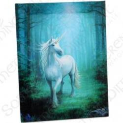 Forest Unicorn Plaque - Anne Stokes