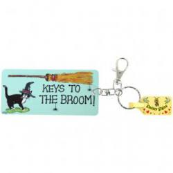 Keys to Broom Key Ring