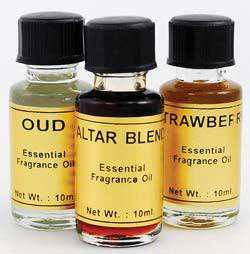 Amber Essential Fragrance Oil