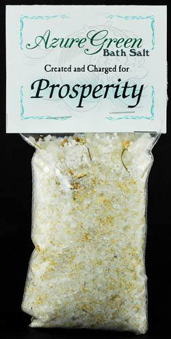 Prosperity Bath Salts