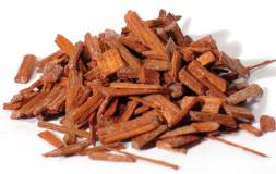 Sandalwood Chips - Red