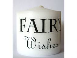 Fairy Wishes Candle