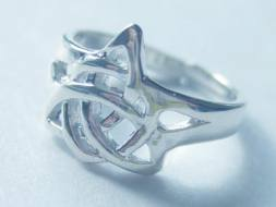 Charmed Toe Ring