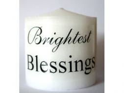 Brightest Blessings Candle